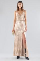 Drexcode - Bronze sequins dress - Forever unique - Rent - 1