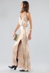 Drexcode - Bronze sequins dress - Forever unique - Rent - 4
