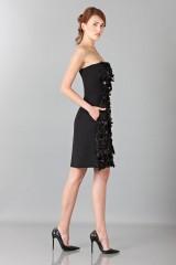 Drexcode - Rhinestone beaded dress - Alberta Ferretti - Rent - 4