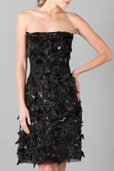 Drexcode - Rhinestone beaded dress - Alberta Ferretti - Sale - 5