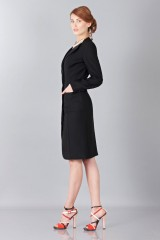 Drexcode - Smoking dress - Nina Ricci - Sale - 4