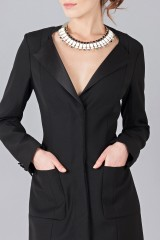 Drexcode - Smoking dress - Nina Ricci - Sale - 5
