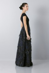 Drexcode - Floor lenght dress with finished skirt - Theia - Rent - 3