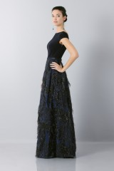 Drexcode - Floor lenght dress with finished skirt - Theia - Rent - 4