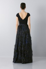 Drexcode - Floor lenght dress with finished skirt - Theia - Rent - 2