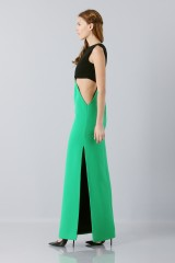 Drexcode - Wool crepe dress - Fausto Puglisi - Rent - 6