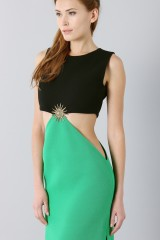 Drexcode - Wool crepe dress - Fausto Puglisi - Rent - 8