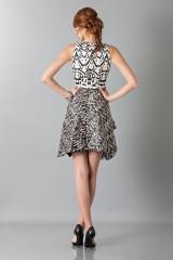 Drexcode - Sleeveless jacquard dress  - Giambattista Valli - Rent - 2