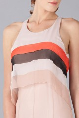 Drexcode - Striped floor-length dress - Blumarine - Rent - 7
