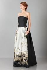Drexcode - Long bustier dress - Alberta Ferretti - Rent - 4
