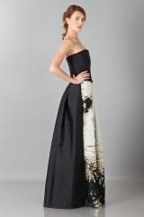 Drexcode - Long bustier dress - Alberta Ferretti - Rent - 5