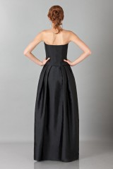 Drexcode - Long bustier dress - Alberta Ferretti - Rent - 2