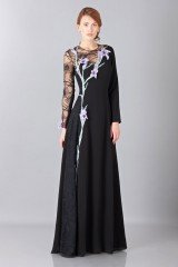 Drexcode - Lace embroidered dress - Nina Ricci - Rent - 1