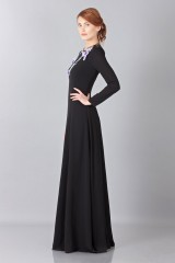 Drexcode - Lace embroidered dress - Nina Ricci - Rent - 4