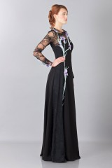 Drexcode - Lace embroidered dress - Nina Ricci - Rent - 5