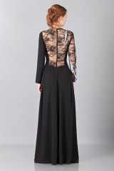 Drexcode - Lace embroidered dress - Nina Ricci - Rent - 2