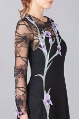 Drexcode - Lace embroidered dress - Nina Ricci - Rent - 7