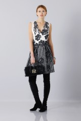 Drexcode - Silk and mohair dress - Alberta Ferretti - Sale - 4