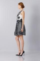 Drexcode - Silk and mohair dress - Alberta Ferretti - Sale - 5
