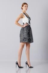 Drexcode - Silk and mohair dress - Alberta Ferretti - Sale - 8