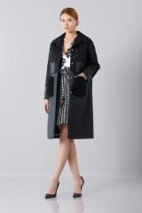 Drexcode - Silk and mohair dress - Alberta Ferretti - Sale - 10