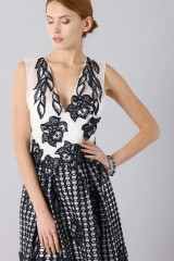Drexcode - Silk and mohair dress - Alberta Ferretti - Rent - 9