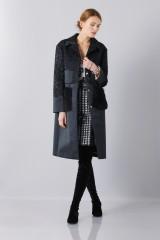 Drexcode - Silk and mohair dress - Alberta Ferretti - Sale - 11