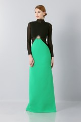 Drexcode - Wool crepe dress - Fausto Puglisi - Rent - 4