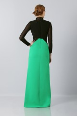 Drexcode - Wool crepe dress - Fausto Puglisi - Rent - 7