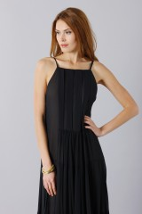 Drexcode - Black dress - Vera Wang - Rent - 7