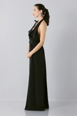 Drexcode - Dress with asymmetrical neck - Vivienne Westwood - Rent - 4