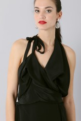 Drexcode - Dress with asymmetrical neck - Vivienne Westwood - Rent - 5
