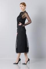 Drexcode - Longuette skirt of tulle - Rochas - Sale - 3