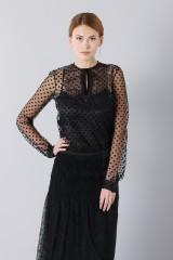 Drexcode - Longuette skirt of tulle - Rochas - Sale - 5