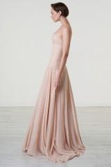 Drexcode - Nude one-shoulder dress - Iris Noble - Rent - 3