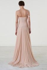 Drexcode - Nude one-shoulder dress - Iris Noble - Rent - 6