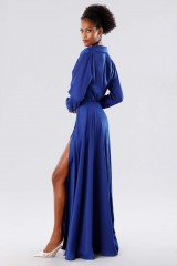 Drexcode - Dress with side buttons - Kathy Heyndels - Rent - 5