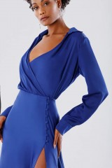 Drexcode - Dress with side buttons - Kathy Heyndels - Rent - 2