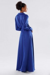 Drexcode - Dress with side buttons - Kathy Heyndels - Rent - 7