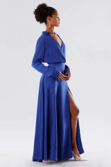 Drexcode - Dress with side buttons - Kathy Heyndels - Rent - 3