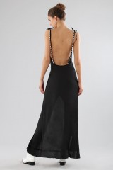 Drexcode - Maxi-dress with decorated straps - For Love and Lemons - Rent - 5