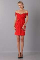 Drexcode - Satin minidress - Moschino - Sale - 1
