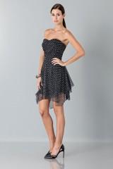 Drexcode - Bustier dress with polka dots - Blumarine - Rent - 6