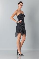 Drexcode - Bustier dress with polka dots - Blumarine - Rent - 5