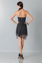 Drexcode - Bustier dress with polka dots - Blumarine - Rent - 2
