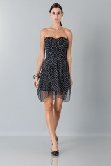 Drexcode - Bustier dress with polka dots - Blumarine - Rent - 1