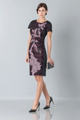 Drexcode - Embroidered floral dress - Antonio Marras - Sale - 4