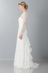 Drexcode - Lace wedding dress - Alberta Ferretti - Rent - 5