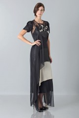 Drexcode - Layered sheer gown - Antonio Marras - Sale - 6