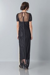 Drexcode - Layered sheer gown - Antonio Marras - Rent - 6